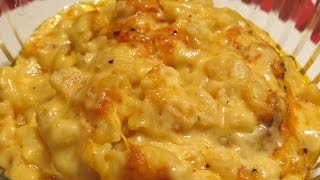 How  to  make  a Creamy & Cheesy Crock Pot Mac & Cheese Porn - Full Video