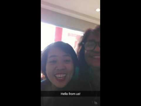 SC Update March 26: Hello from Lucena!