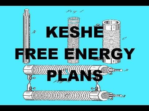 KESHE - FREE ENERGY PLANS