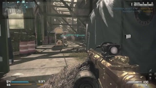 Call of duty ghost G