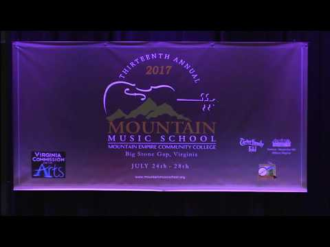 MECC - Mountain Music School Concert Day 4 - 7/27/17