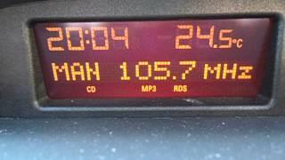 SPANISH FM RADIO STATIONS RECEIVED AT KEFALONIA PART 2--