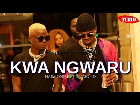 Harmonize ft Diamond Platnumz - Kwa Ngwaru (new music song) ya faidisha mashabiki...