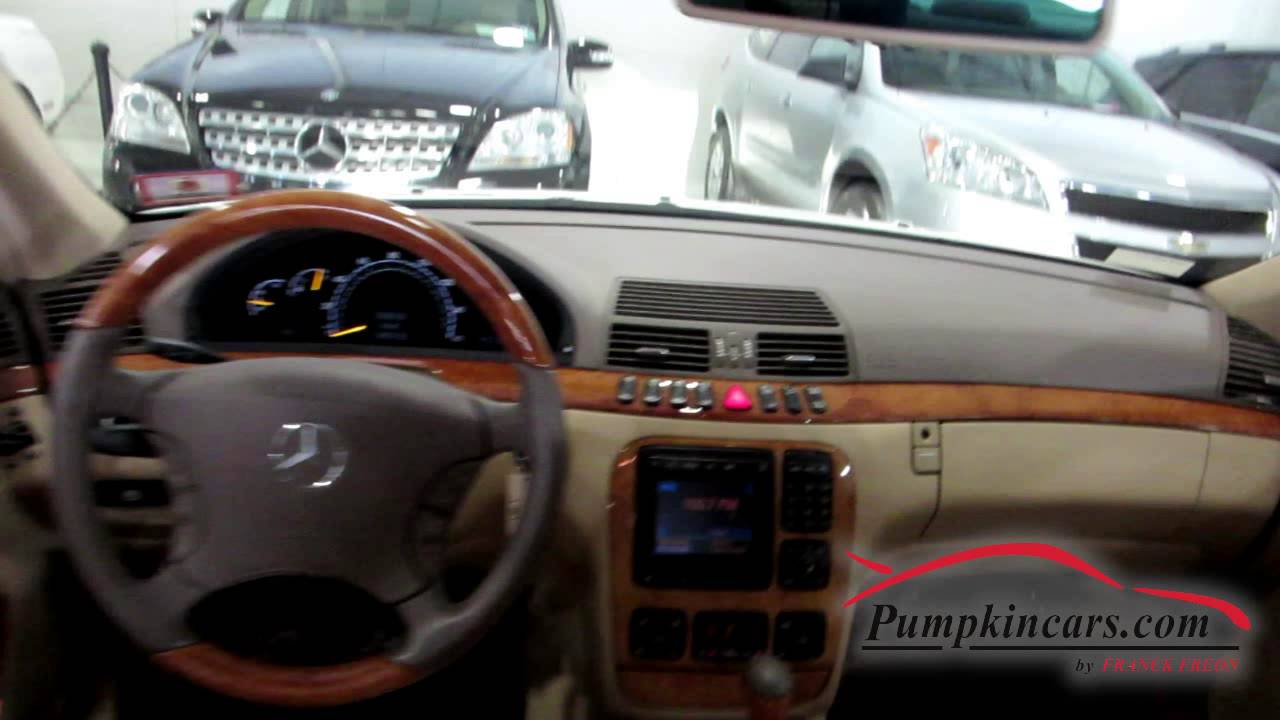 medium resolution of 2002 mercedes benz s500 with navigation