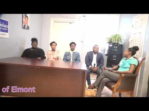 Talk Show of Haitian Young People of Long Island