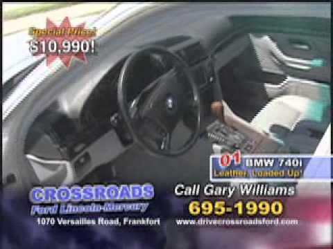 Crossroads Ford Frankfort Ky >> 2001 Bmw 740 Frankfort Ky Crossroads Ford Lincoln Mercury