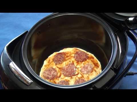 Тесто для пиццы в мультиварке