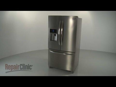 Frigidaire Refrigerator Disassembly