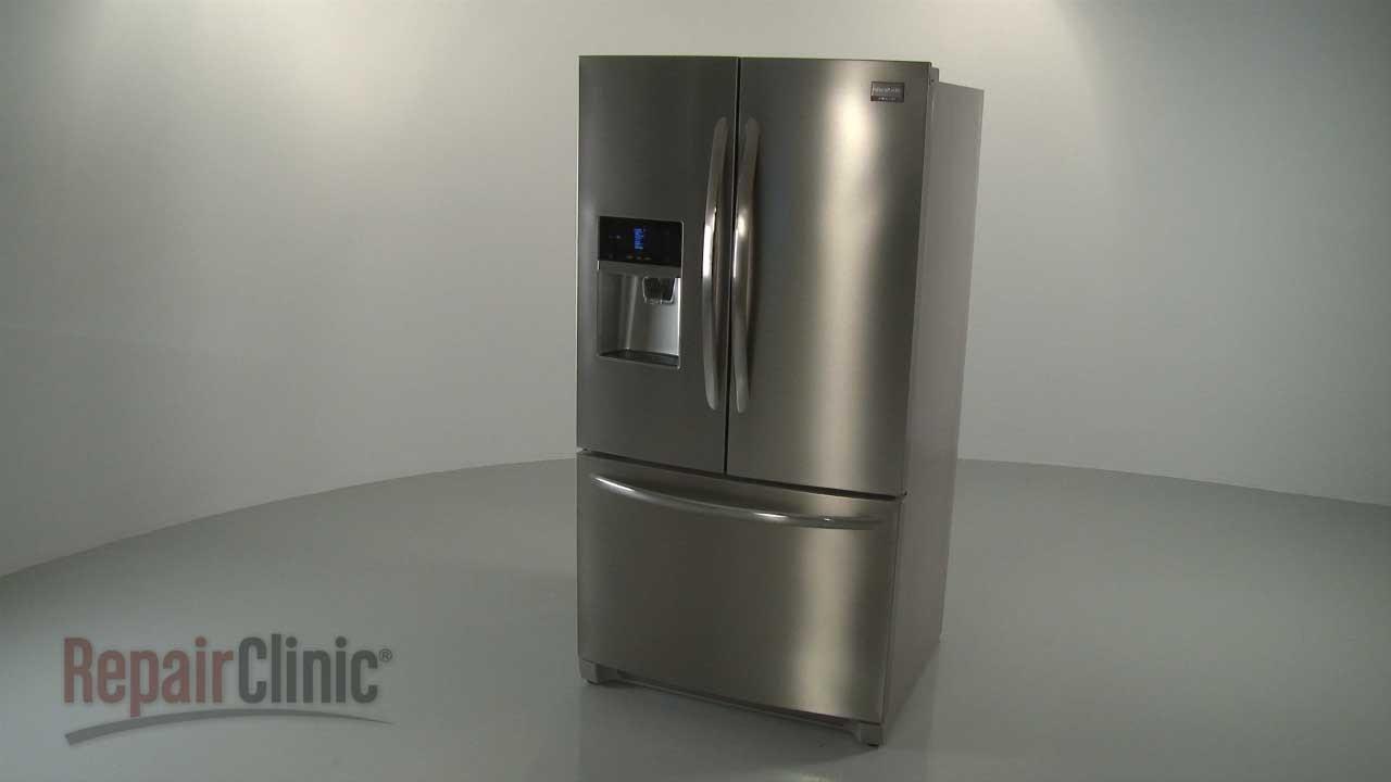 Frigidaire Refrigerator Disassembly (#FGHB2866PFGA) – Repair