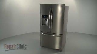 Frigidaire Refrigerator Disassembly (#FGHB2866PFGA) – Repair Help