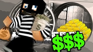Minecraft: BANK HEIST | STEAL HER DIARY!! thumbnail