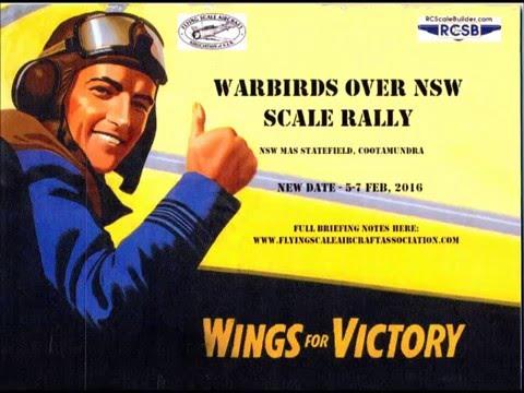 Warbirds over NSW Feb 2016