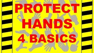 protect your hands four basics safety training video avoid hand injuries