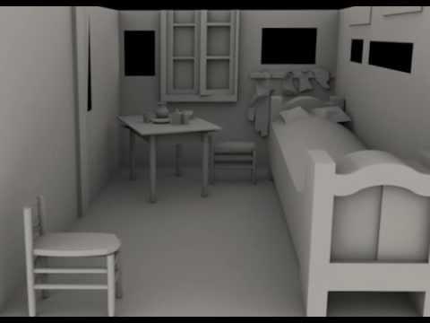 Vincent van gogh la chambre d 39 arles youtube for La chambre jaune a arles van gogh
