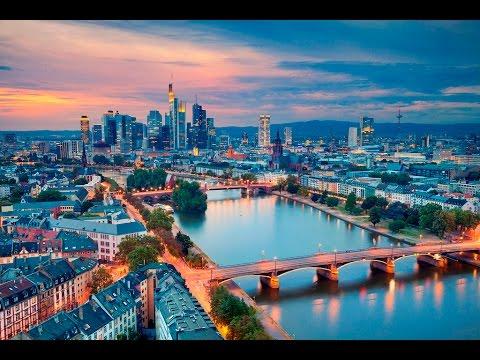 Frankfurt am Main - Borsa, Sanat Kültür Ve Şehri Gezdik