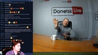 Donetsk Live №271  Военный корреспондент Андрей Филатов 2015-12-03