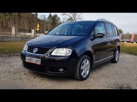 Volkswagen Touran 2005r 1.9 TDI 105KM Prezentacja Samochodu