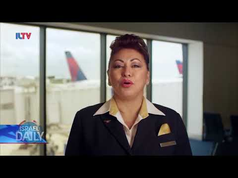 Delta Airlines Sued For Anti-Semitism - Jan. 3, 2018
