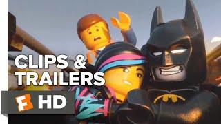 The LEGO Movie ALL Clips + Trailers | Fandango Family