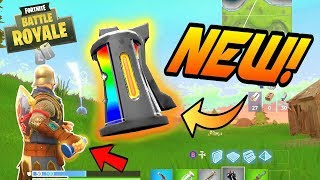 Fortnite UPDATE: novo ITEM secreto vazou? (Fortnite Battle Royale dicas/nova cidade)