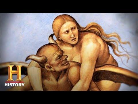Ancient Aliens: DNA Reveals Human/Alien Hybrids (Season 7) | History