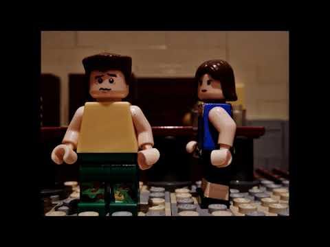(LEGO) Resident Evil 3 Nemesis (The Movie)