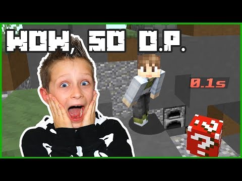 This is an O.P. Mode in Skywars