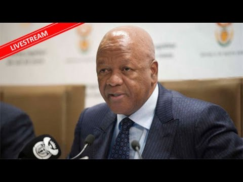Minister Jeff Radebe hosts post-Cabinet media briefing