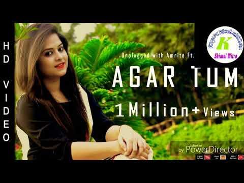 Agar Tum Mil Jao | Unplugged With Amrita Ft. Nabs & Saroj | Zeher