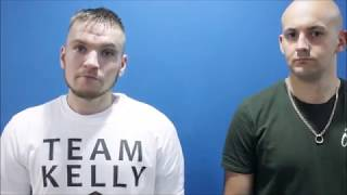 JAKE KELLY with JACK SHEEHAN; DISCUSS WIN ON PRO DEBUT