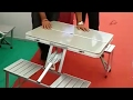 Multipurpose Portable Table