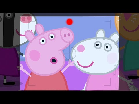 Peppa Pig Full Episodes  The Time Capsule #87