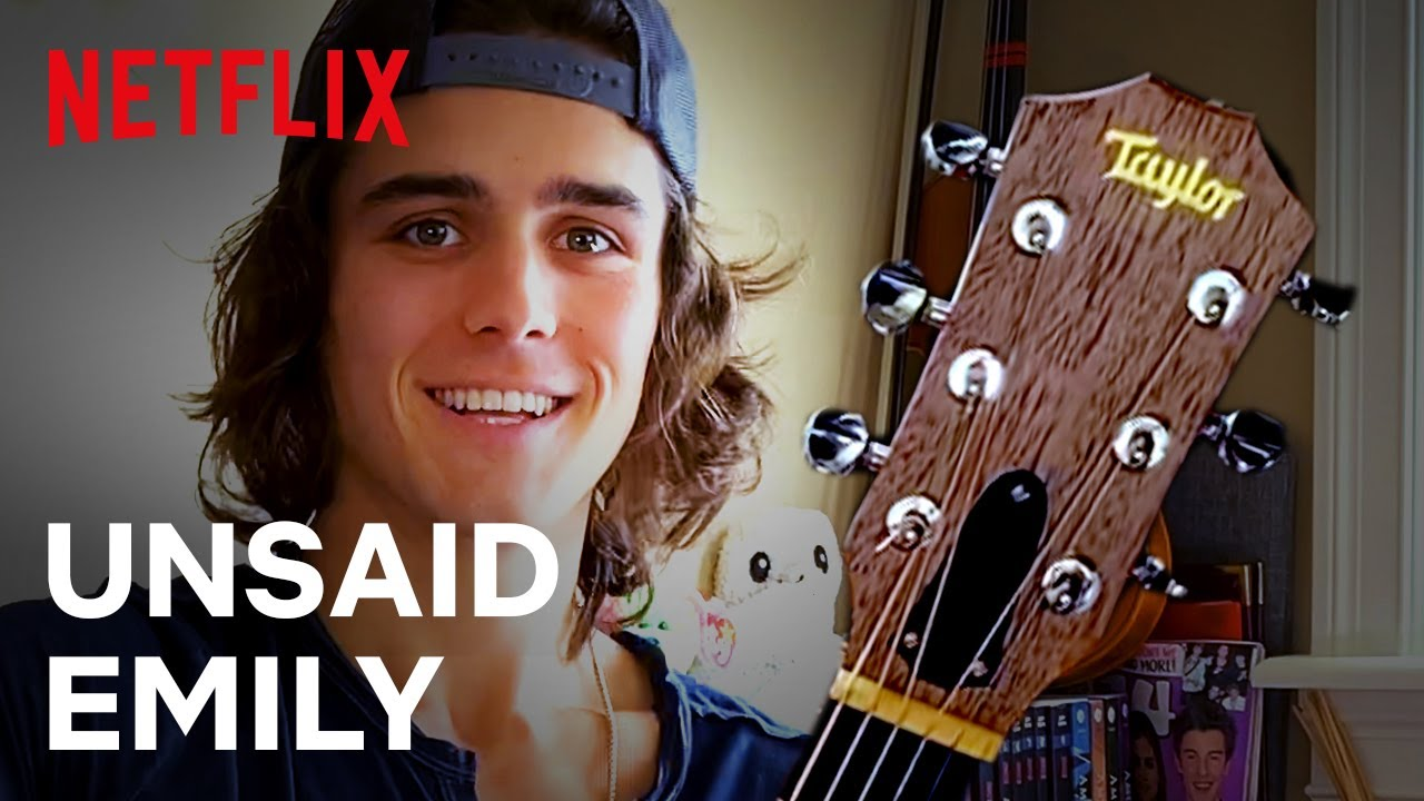 """""""Unsaid Emily"""" Guitar Tutorial w/ Charlie Gillespie 🎼 Julie and the Phantoms"""