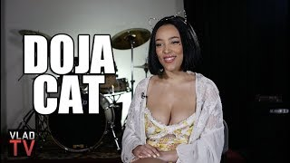 Doja Cat on Having a Guy in Cage in 'Go To Town' Video, Double Standards Today (Part 3)