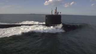 USS Minnesota (SSN 783) Newest Virginia-class Submarine Completes Sea Trials