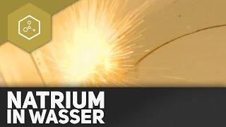 Natrium in Wasser - Die Erklärung