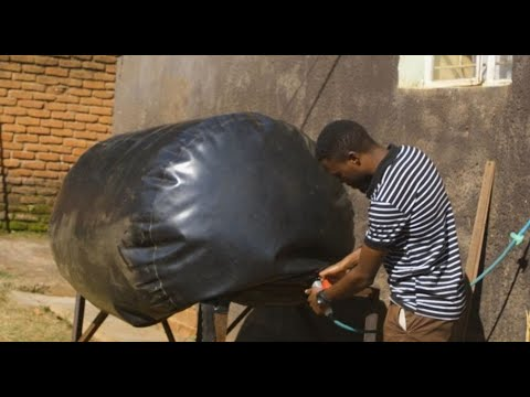 Turning waste into renewable energy for communities in Malawi