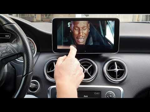 Monitor Android Dedicato Mercedes Con Aux Di Serie   Prezzo E Caratteristiche Www.audioelite.it Sezi