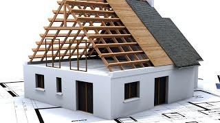 видео Этапы строительства дома
