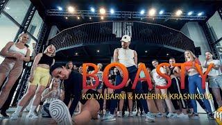 Boasty  - MiGente Reggaeton Festival 2 | choreographers:  Kolya Barni & Katerina Krasnikova