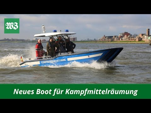 Neuer Katamaran zur Kampfmittelbeseitigung | Wilhelmshavener Zeitung
