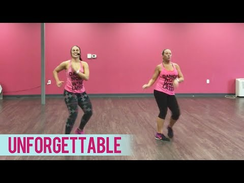 French Mtana  Unforgettable ft Swae Lee Dance Fitness with Jessica