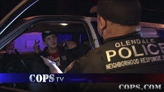 I'm No Mechanic, Officer Mark Lindsey and Officer Jeff Pittman, COPS TV SHOW