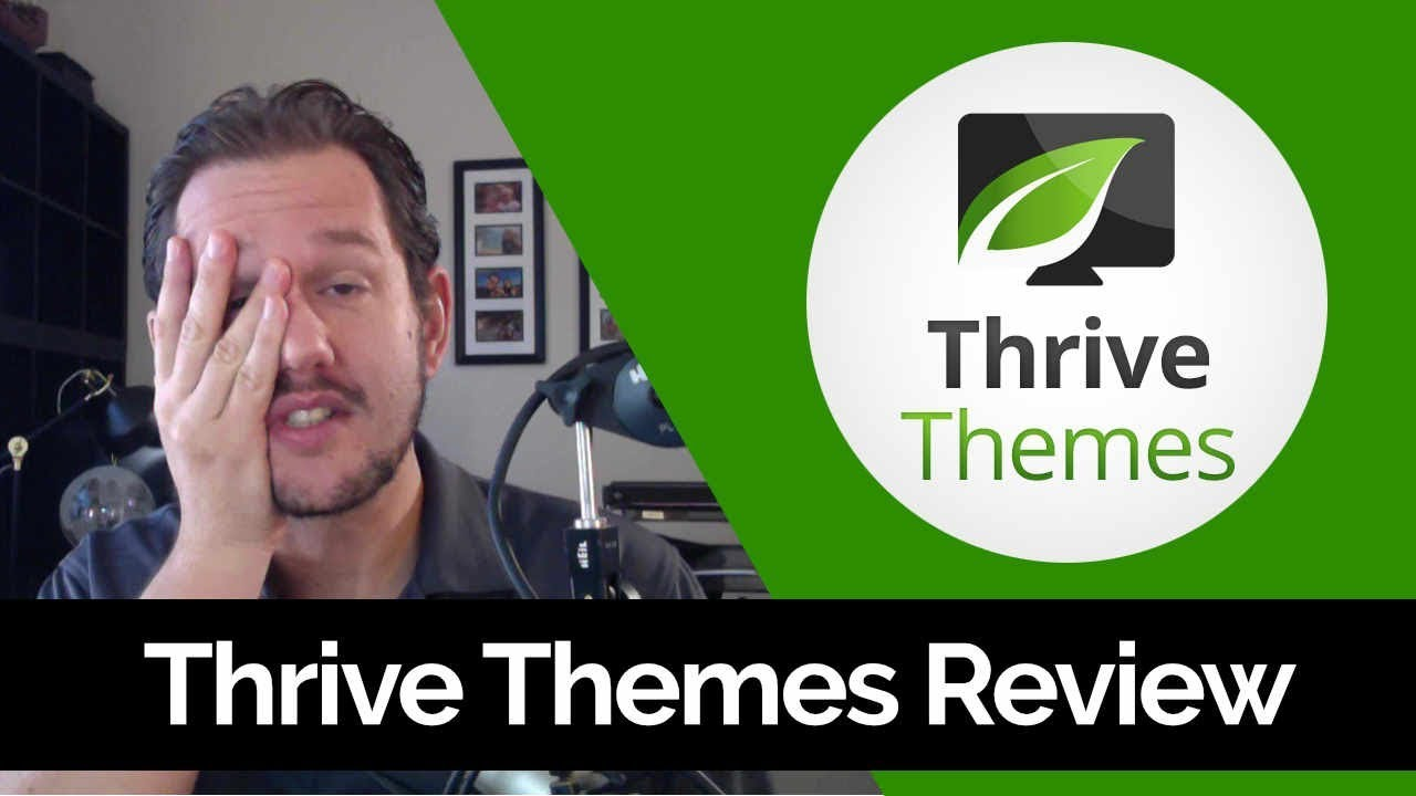 WordPress Themes Thrive Themes Refurbished  Warranty