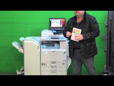 Ricoh MPC4500, Photocopier reconditioned, Colour copier, photocopy machines, sc 546, jkbm