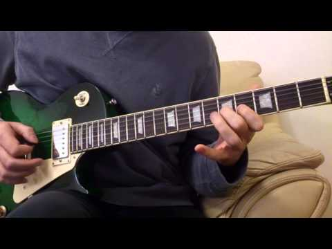 Light My Fire (The Doors) - full guitar tutorial