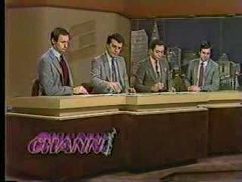 WKYC-TV Cleveland 6pm News Open-1985