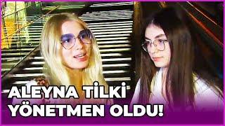 Aleyna Tilki Yönetmen Koltuğuna Oturdu! | GEL KONUŞALIM