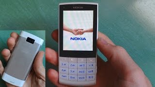 Nokia X3 02 touch & type review (ringtones, wallpapers and others)