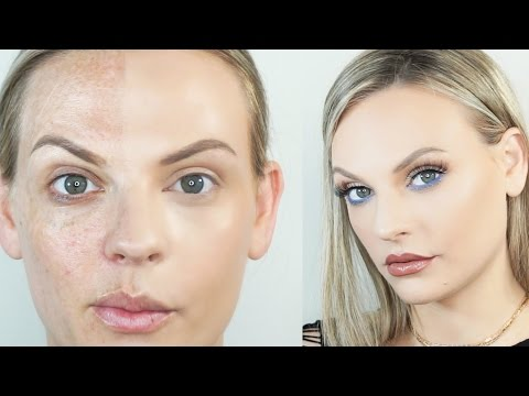 Full coverage Concealer Transformation  Judith August Concealers 